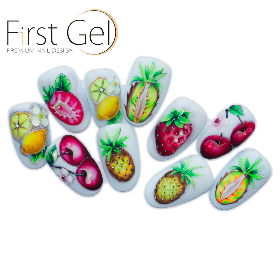 Online Schulung Früchte in Gel-Aquarell