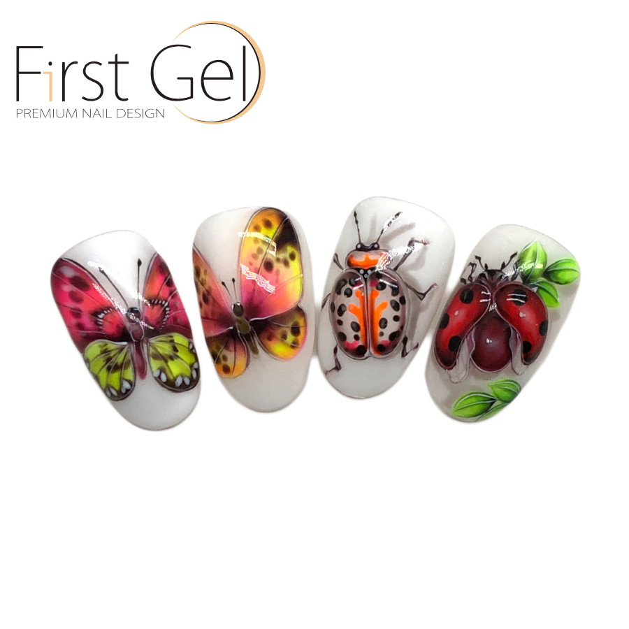 Online Schulung Insekten in Gel-Aquarell